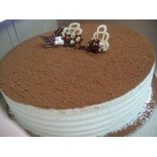 Tiramisu Cheesecake by Contis Cake