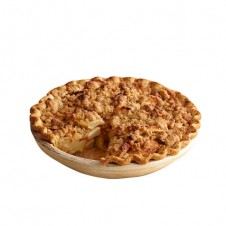 Apple crumble pie by purple oven