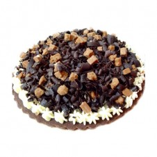 chocnut pie by purple oven
