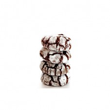 chocolate crinkles by purple oven