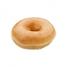 Honey glazed donut by purple oven