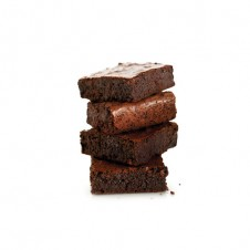 double chocolate brownies by purple oven