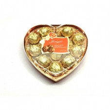 Jorizza Heart shaped Chocolate 152g