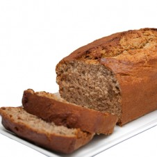 banana loaf by purple oven
