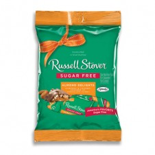 Sugar free almond delight by Russel Stover 85g