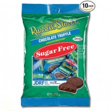 sugarfree chocolate truffle by russel stover 85g