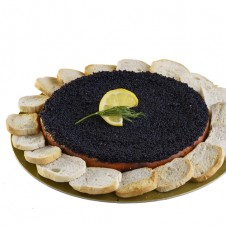 caviar and smoked salmon terrine by bizu