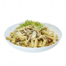 Chicken Penne Pesto cream by Bizu