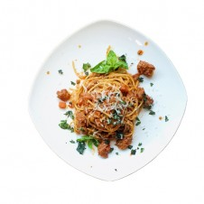 Beef and chorizo bolognese by bizu