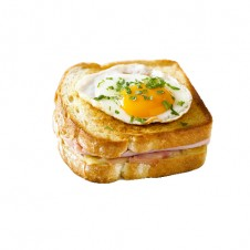 croque madame by bizu