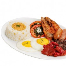 Grand Filipino Breakfast by Bizu