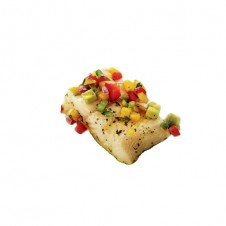 halibut en Papillote by Bizu