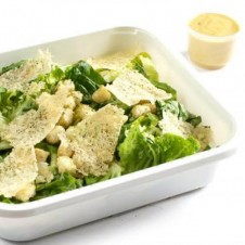 Classic Caesar Salad with Parmesan Crisp by Bizu