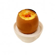 Creme Brulee in Egg shells by bizu