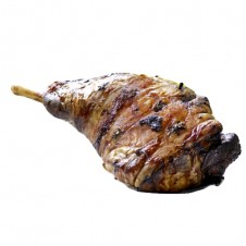 Roast lamb leg by Bizu