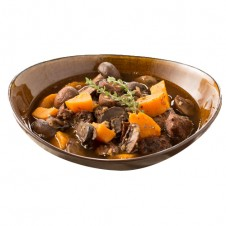 Beef and mushroom stew by Bizu