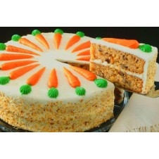 Carrot Cake by Wilma's Yummy  Cake
