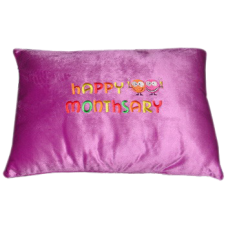 "Nap Pillow w/ ""Happy Monthsary"" by Bear Huggs"