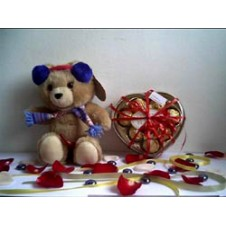 Bear with Chocolate