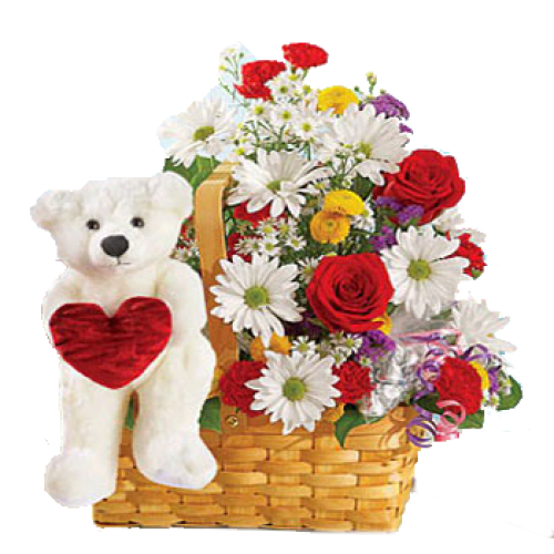 teddy bear and calyx flowers Used successfully to launch tastygram and teddy bear brands  have adds tell the story of why calyx flowers will make your significant other happier and more.