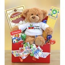 Beary Snack Gift Basket