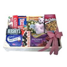 Chocolate & Biscuit Crate