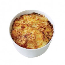 Baked Potato Gratin by Bizu