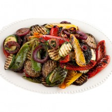 Grilled Vegetables by Bizu