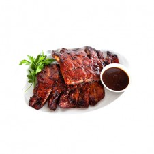 Barbequed Spareribs by Contis