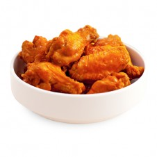 Buffalo wings by Contis
