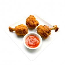 Chicken lollies by Contis