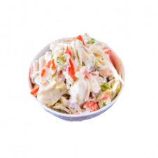 Crab salad by contis