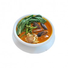 Kare-Kare with shrimp paste by Contis