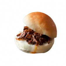 Pulled beef slider  by Contis