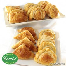 Assorted Pies by Contis