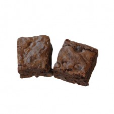 Choco chip brownies by Contis