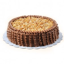 Almond Choco Sans Rival by Contis