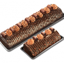 chocolate overload roll by goldilocks