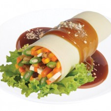 all veggie lumpia by goldilocks