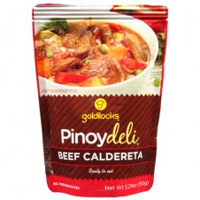 beef caldereta by goldilocks