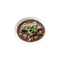dinuguan with puto by goldilocks