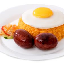 breakfast longganisa by Goldilocks