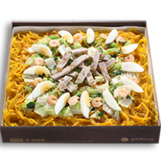 pancit malabon by goldilocks