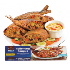 party funfeast rellenong bangus by goldilocks