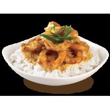 Crispy Squid Rice by Bonchon