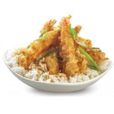 Crispy Shrimp Rice by Bonchon