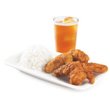 Wings RiceBox by Bonchon