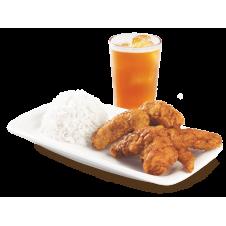 Wings RiceBox by Bonchon
