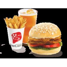 Chicken Sandwich Box by Bonchon