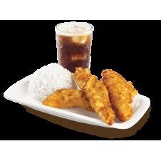 Crispy Fish Ricebox by Bonchon